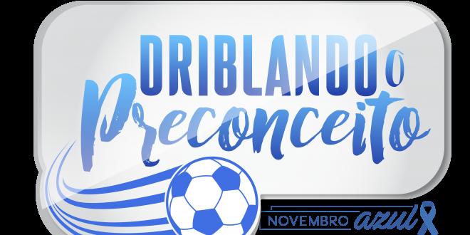 Jogo em homenagem ao Novembro Azul acontece neste domingo (19)