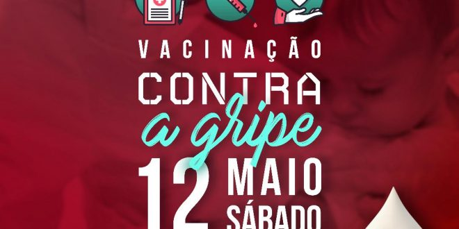 Sertânia inicia Campanha de Vacinação contra a Gripe