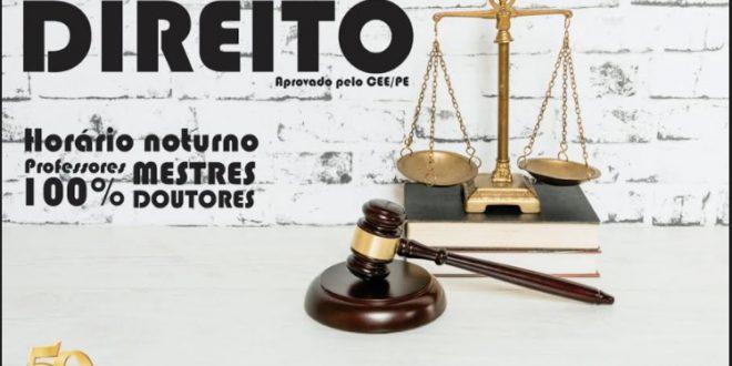 Aesa Cesa: Direito e Engenharia Civil terão vestibular em janeiro de 2019