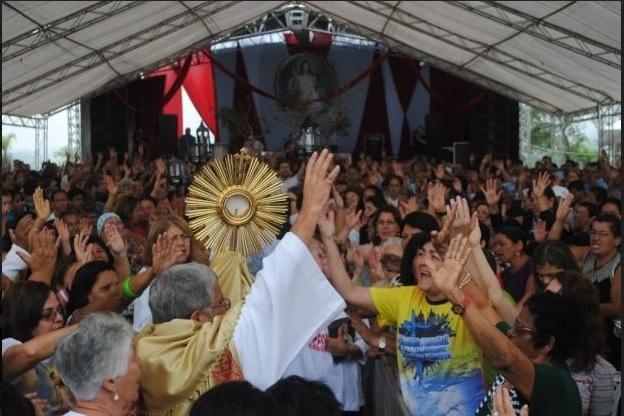 Prefeitura apoia a 15ª Festa da Divina Misericórdia, no distrito de Serra das Varas