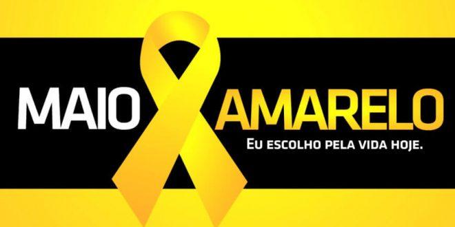 Governo Municipal de Sertânia lança campanha Maio Amarelo