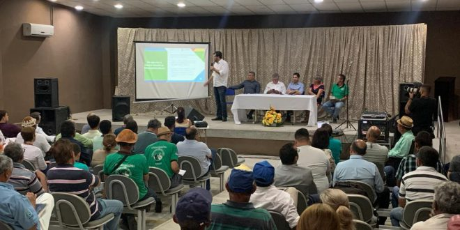 Sertânia sedia reunião de instalação da Câmara Setorial da Ovinocaprinocultura de Pernambuco
