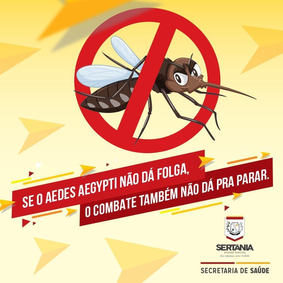 Secretaria de Saúde de Sertânia promove ações de bloqueio contra arboviroses