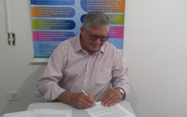 Prefeito Ângelo Ferreira fala sobre ações de combate à Covid-19 e nega lockdown completo