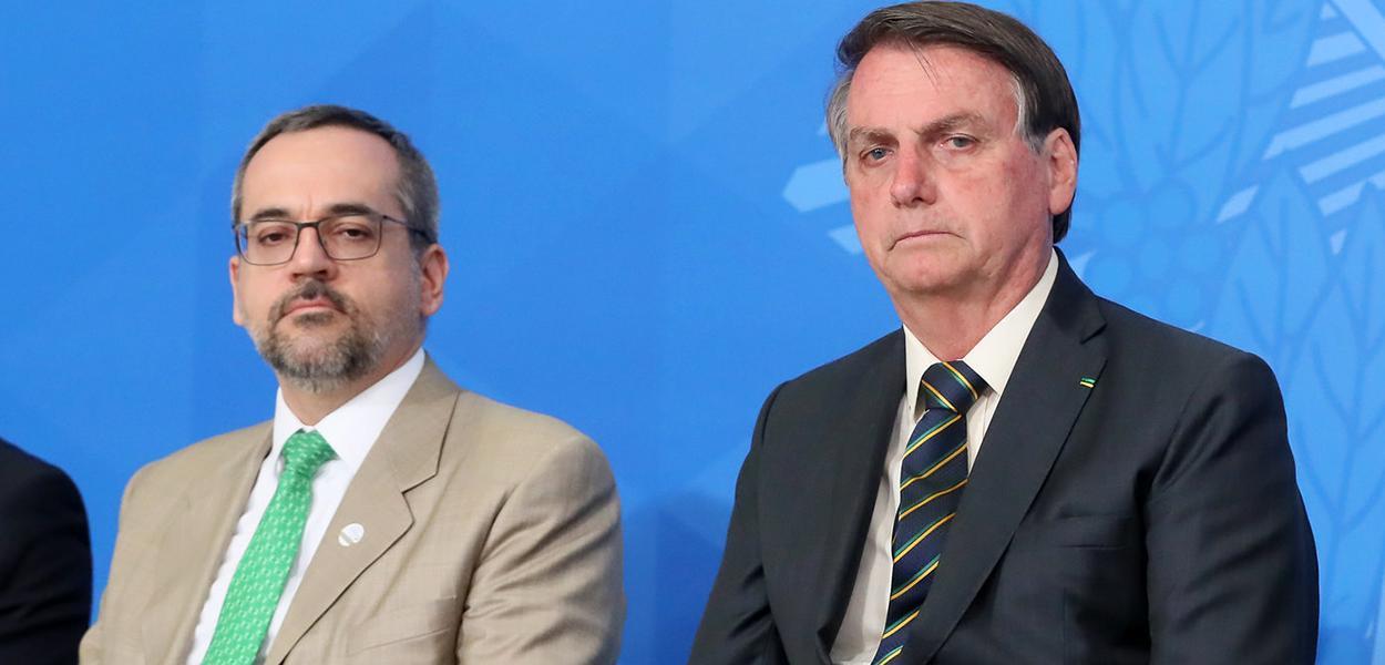 Abraham Weintraub, ministro da Educação, deixa o governo Bolsonaro