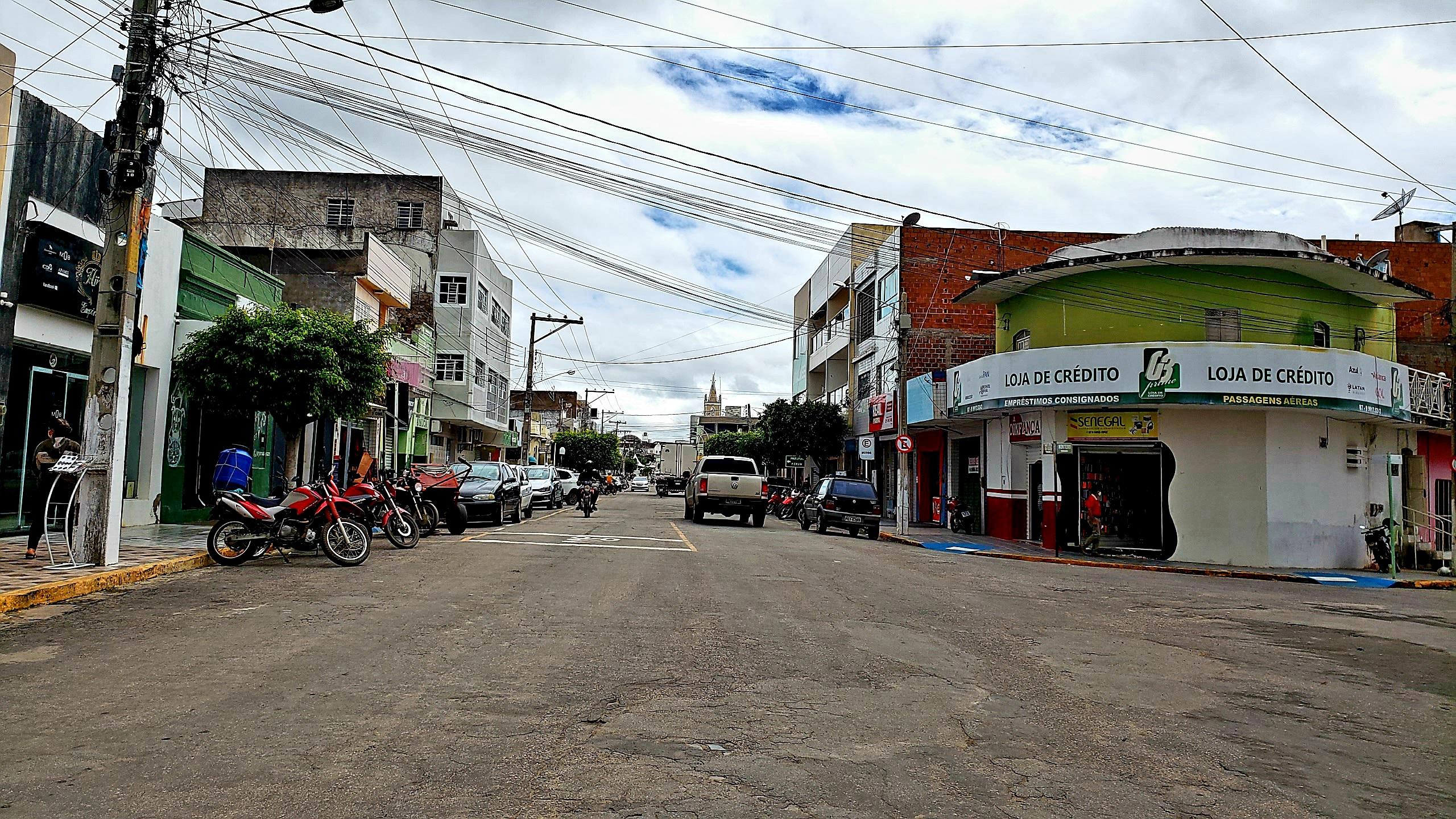 Decreto com restrições para municípios do Sertão é divulgado