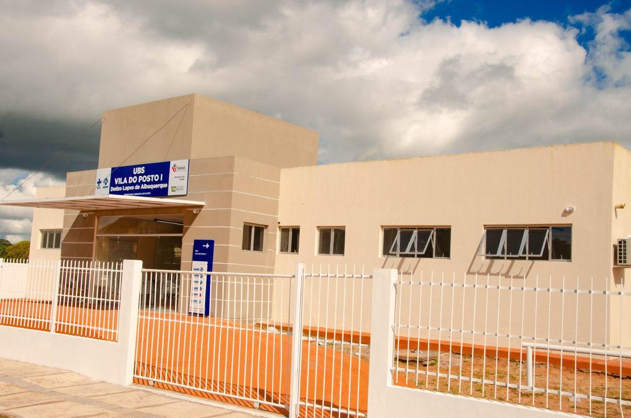 Buíque ganha nova UBSF da Vila do Posto