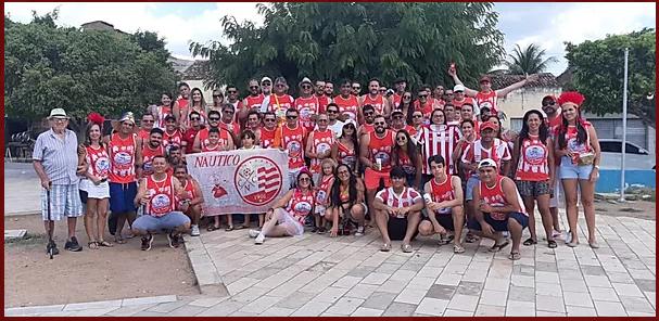 Náutico oficializa confraria do clube em Sertânia