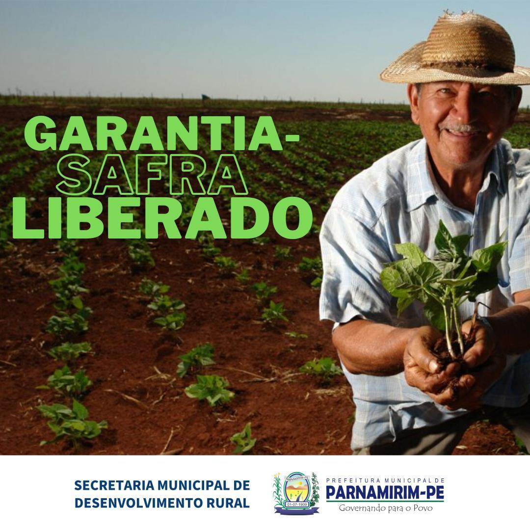 Trabalhadores rurais começam a receber o Garantia-Safra em novembro