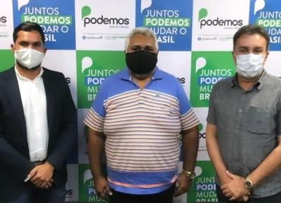 Zé Negão é confirmado como pré-candidato do Podemos a Prefeitura de Afogados da Ingazeira
