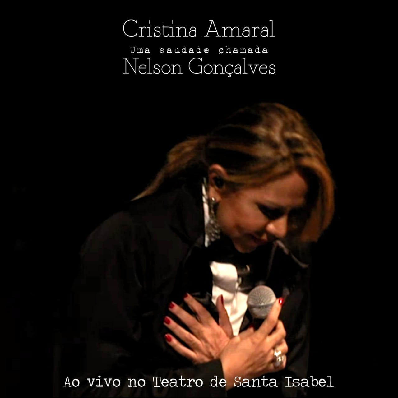 Cristina Amaral lança CD em live para o dia dos pais