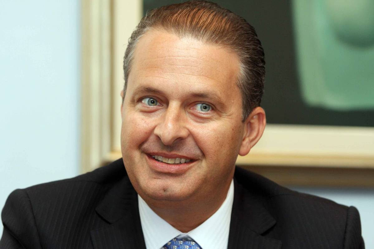 Eduardo Campos completaria hoje 55 anos se estivesse vivo