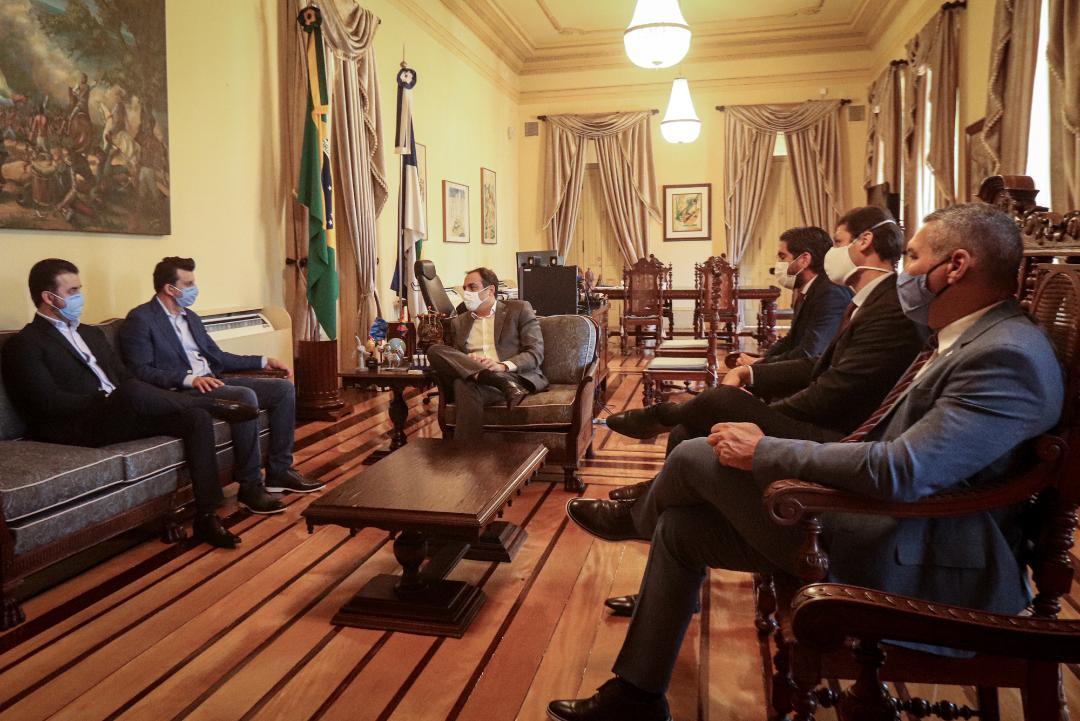 Paulo Câmara anuncia instalação de fábrica com geração de 250 empregos na Mata Sul