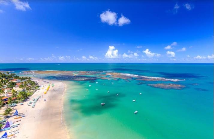 Atividades turísticas cresceram 18,9% em Pernambuco segundo o IBGE