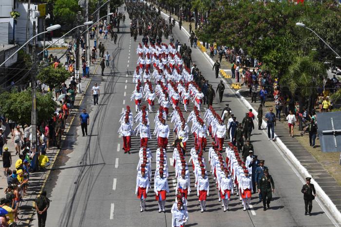 Tradicional desfile cívico é cancelado por conta da pandemia