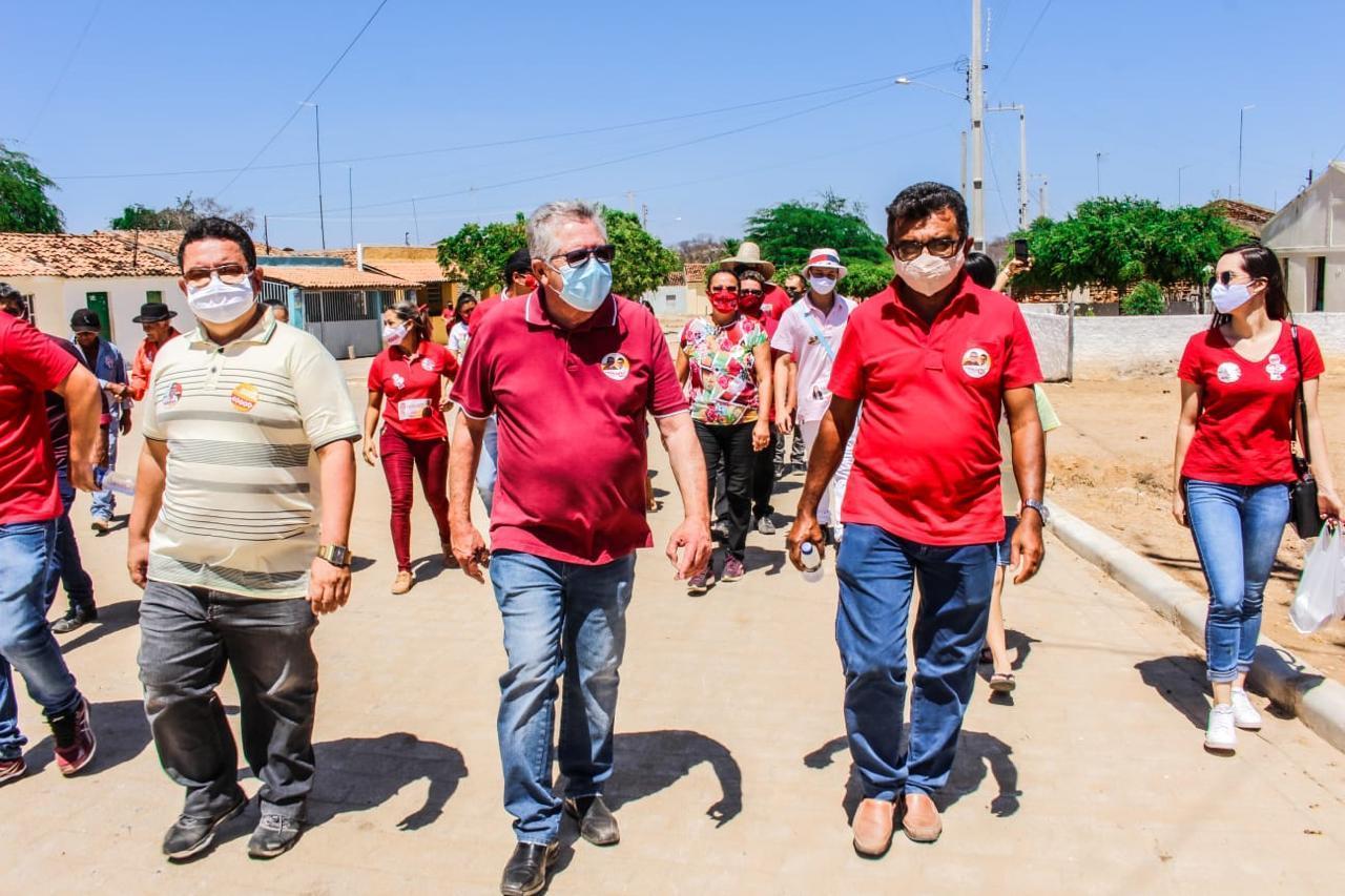 """Ângelo Ferreira: """"Nosso compromisso é com o povo e o trabalho não pode parar"""""""