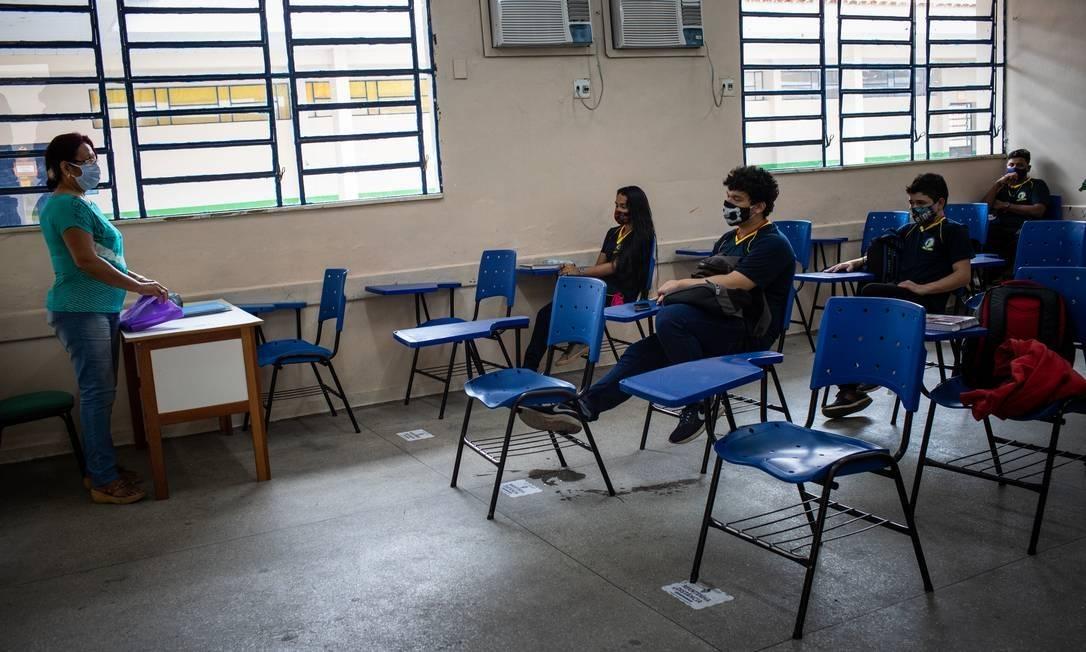 MEC libera mais R$ 90 milhões para retorno seguro das escolas da educação básica