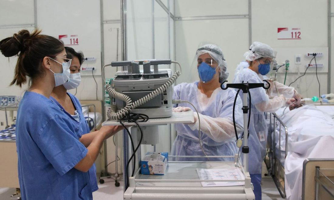 Estados do Nordeste receberão medicações do chamado kit intubação nesta terça (30)