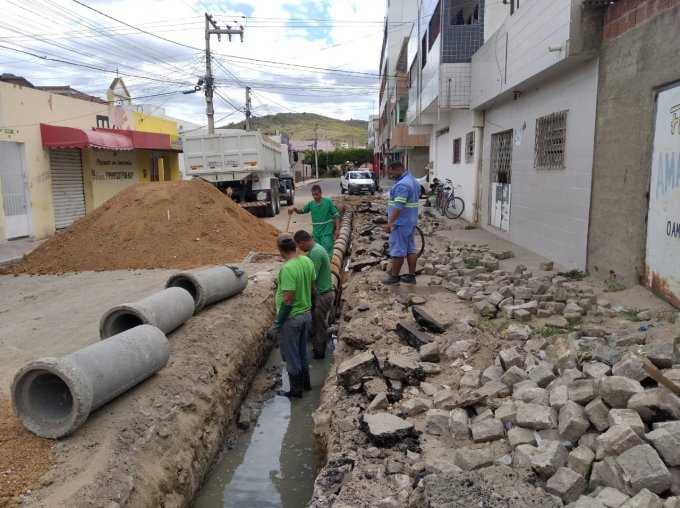 Prefeitura de Arcoverde descentraliza serviços públicos