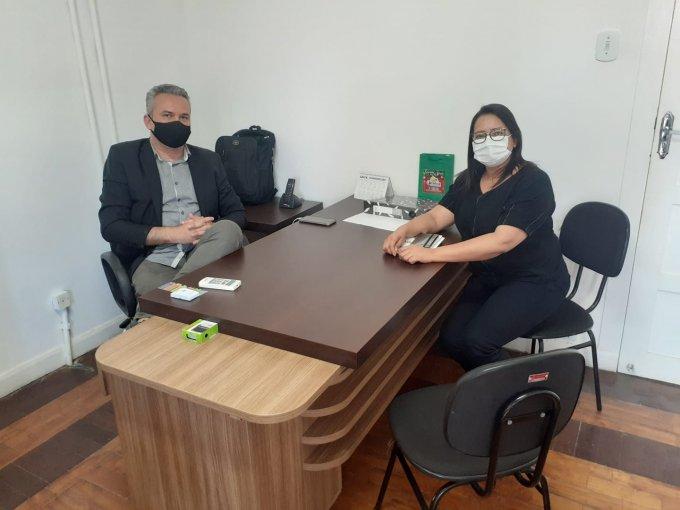 Secretário de Saúde de Arcoverde promove reuniões de planejamento para a rede municipal