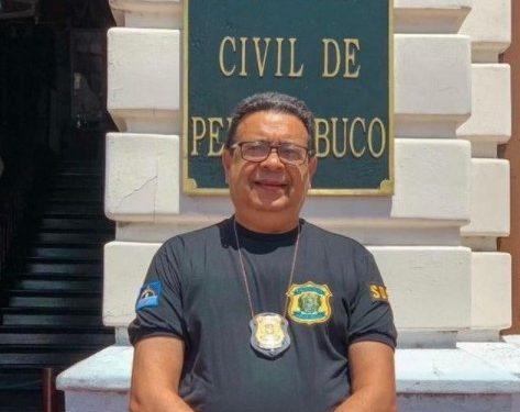 Sertaniense recebe homenagem da Policia Civil de Pernambuco