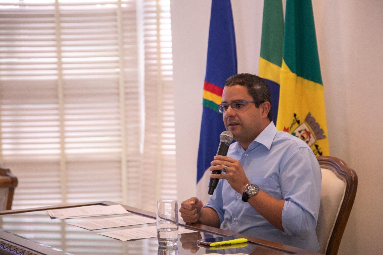 Prefeito anuncia programa emergencial da pandemia em Arcoverde