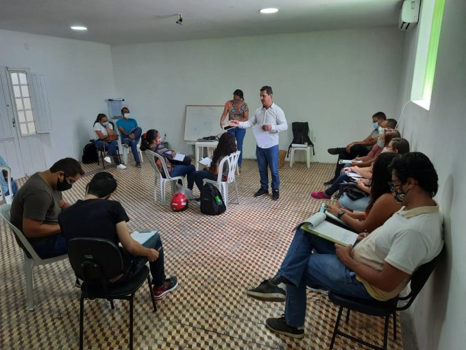 Secretaria de Saúde de Arcoverde promove treinamento dos novos ACSs concursados
