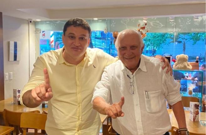 Sertaniense coordena campanha do atual presidente do Sport; eleição ocorre nesta sexta (9)