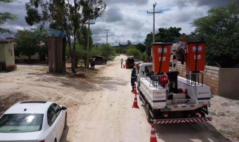Em Pernambuco, operação da Celpe e Polícia Civil flagra desvio de energia no maior polo gesseiro do Brasil