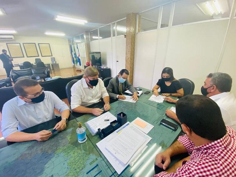 Diogo Moraes cumpre extensa agenda ao lado de prefeitos e vereadores do Agreste pernambucano