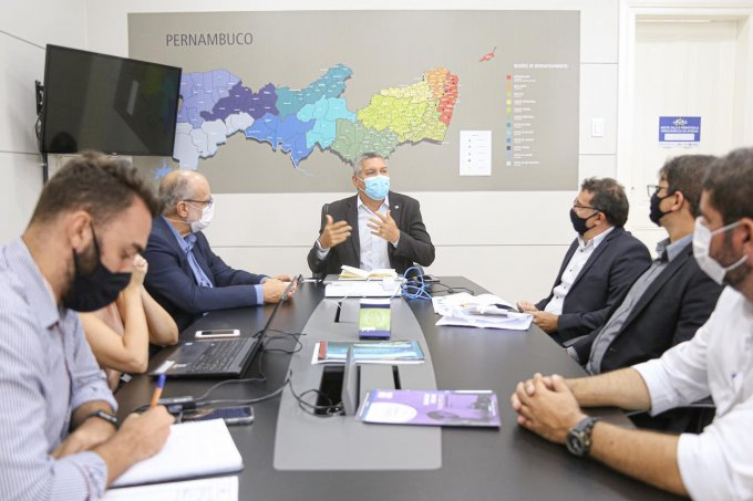 Distrito Industrial de Arcoverde é debatido com Agência de Desenvolvimento Econômico