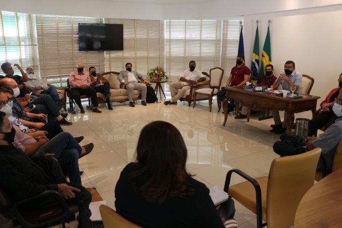 Prefeito de Arcoverde faz reunião para fortalecer ações de desenvolvimentos na cidade