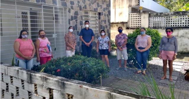 Prefeitura de Sertânia instala câmeras de segurança e internet na Casa de Apoio mantida no Recife