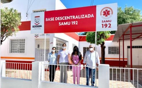 Base do Samu de Sertânia é aprovada pelo Cimpajeú