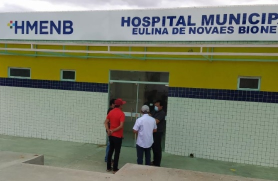 Deputado Rogério Leão destina emenda de 200 mil reais para hospital municipal de Orocó