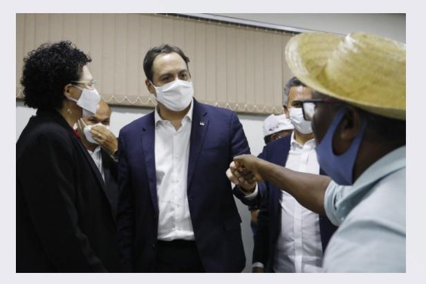 Paulo Câmara sanciona lei que institui o Programa Chapéu de Palha Eventual Emergencial