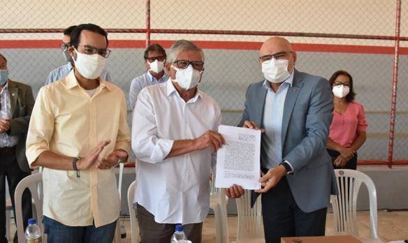 Universidade Federal de Pernambuco assina convênio para criação do Núcleo de Extensão e Cultura do Moxotó, Ipanema e Pajeú